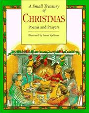 Cover of: A small treasury of Christmas poems and prayers |