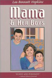 Cover of: Mama & her boys