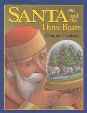 Cover of: Santa and the three bears