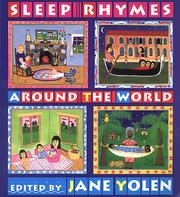 Cover of: Sleep Rhymes Around the World | Jane Yolen