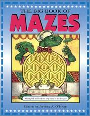Cover of: The Big Book of Mazes
