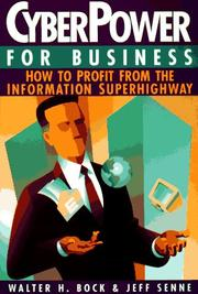 Cover of: CyberPower for business