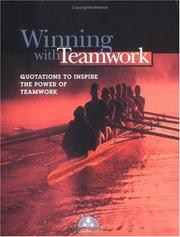 Cover of: Winning with Teamwork | Successories