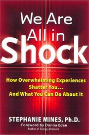 Cover of: We Are All in Shock