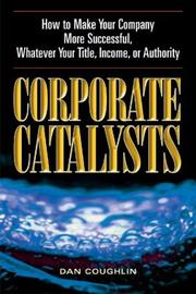 Cover of: Corporate Catalysts