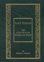 Cover of: Lost Hound |