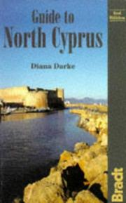 Cover of: Guide to North Cyprus | Diana Darke