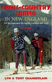 Cross-country skiing in New England by Lyn Chamberlain