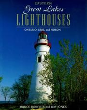 Cover of: Eastern Great Lakes lighthouses
