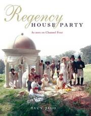 Cover of: Regency House Party (TV Tie in)
