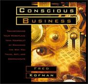 Cover of: Conscious Business |