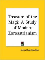 The treasure of the Magi by James Hope Moulton