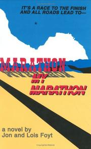 Cover of: Marathon, my marathon