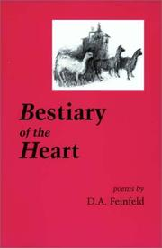Cover of: Bestiary of the heart