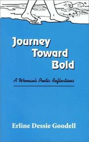 Cover of: Journey toward bold
