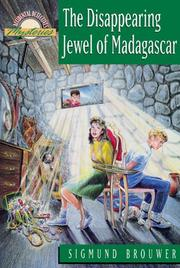 Cover of: Disappearing Jewel of Madagascar (Accidental Detective)