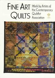 Cover of: Fine Art Quilts | That Patchwork Place