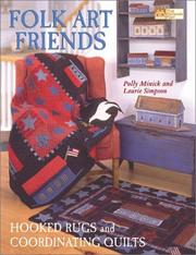 Cover of: Folk Art Friends | Polly Minick