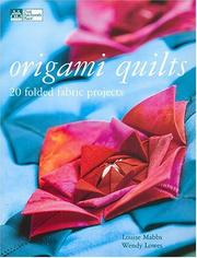 Cover of: Origami Quilts | Louise Mabbs