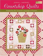 Cover of: Courtship quilts | Janna L. Sheppard