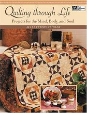 Cover of: Quilting through life | Julia Teters-Zeigler
