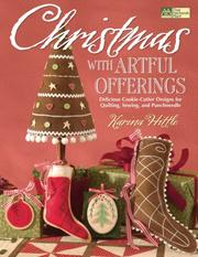 Cover of: Christmas With Artful Offerings | Karina Hittle
