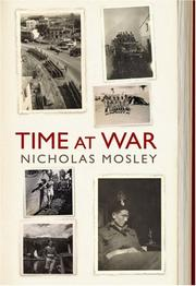 Cover of: Time at War