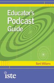 Cover of: Educator's podcast guide