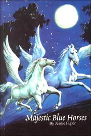 Cover of: Majestic blue horses
