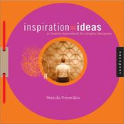Cover of: Inspiration=Ideas | Petrula Vrontikis