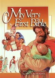Cover of: My very first Bible
