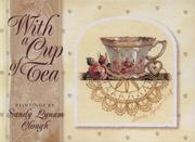 Cover of: With a Cup of Tea