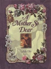 Cover of: A mother so dear