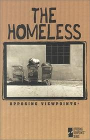 Cover of: The Homeless | Tamara L. Roleff