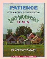 Cover of: Lake Wobegon USA Patience (Lake Wobegon)