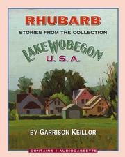 Cover of: Lake Wobegon USA Rhubarb (Lake Wobegon)
