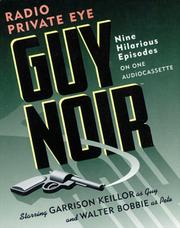 Cover of: Guy Noir