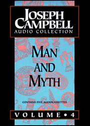 Cover of: Man and Myth (Vol 4) | Joseph Campbell