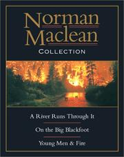Cover of: Norman MacLean Collection | Ivan Doig