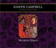 Cover of: Western Quest: Joseph Campbell Collection (Campbell, Joseph, Joseph Campbell Audio Collection.)