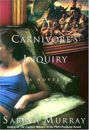 Cover of: A Carnivore