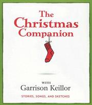 Cover of: The Christmas Companion