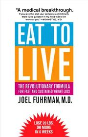 Cover of: Eat to Live
