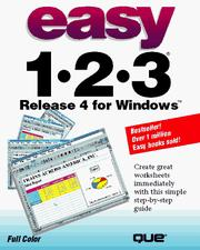 Cover of: Easy 1-2-3