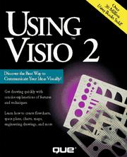 Cover of: Using Visio