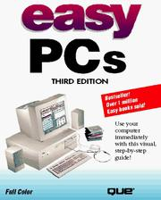 Cover of: Easy PCs | Suzanne Weixel