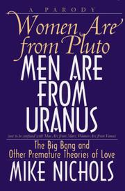 Cover of: Women are from Pluto, men are from Uranus