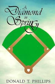 Cover of: A diamond in spring