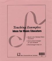 Cover of: Teaching Examples | Paul R. Lehman