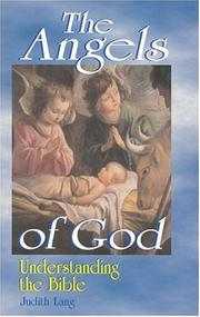 The angels of God by Judith Lang